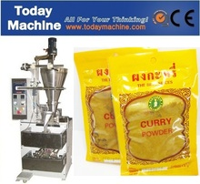 masala/curry powder packing machine (5~150ml,also supply the bigger model)