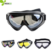 WOLFBIKE UV Protection Sport ski goggles Skate Goggles Glasses Motorcycle Off Road airsoft Glasses Eyewear snowboard