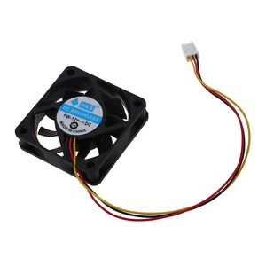 Image 3 - 60mm x 60mm x 15mm 3 Pins Cooling Fan w Metal Finger Guards
