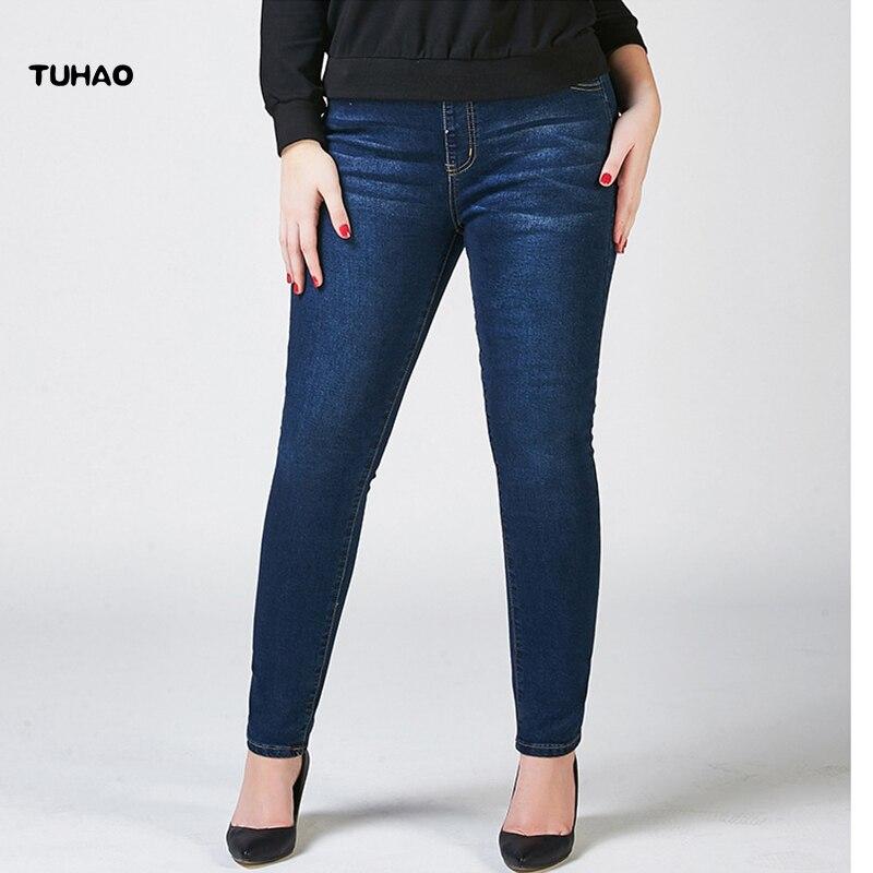 E Negro Cintura Lápiz azul Mujer 2017 Oficina Invierno Otoño Pantalones De Tuhao Casual Alta Negro Pt16 Nuevo Dama Elásticos q1Aw4nx