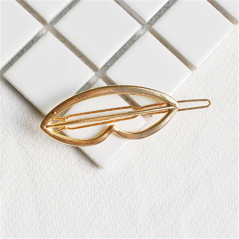 Треугольные резинки с месяцем заколки для волос аксессуары для волос для губ круглые ювелирные Заколки для женщин заколки для волос аксессуары для головы
