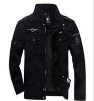 Brand Men Jacket Plus Size 6XL Aeronautica Militare New Arrival Military Cost Air Army One Outerwear