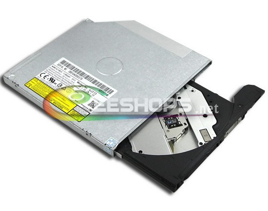 New for Acer Aspire V5 Series Laptop Internal 6X 3D Blu-ray Recorder Dual Layer BD-RE DL 4X BDXL Writer Slim SATA DVD Drive Case