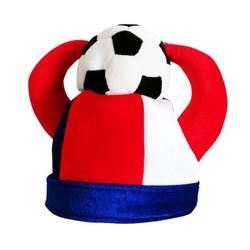 Спортивные удовлетворения Франции Футбол игры Кепки болельщики Черлидинг команды развеселить Головные уборы Шапки для детей и взрослых