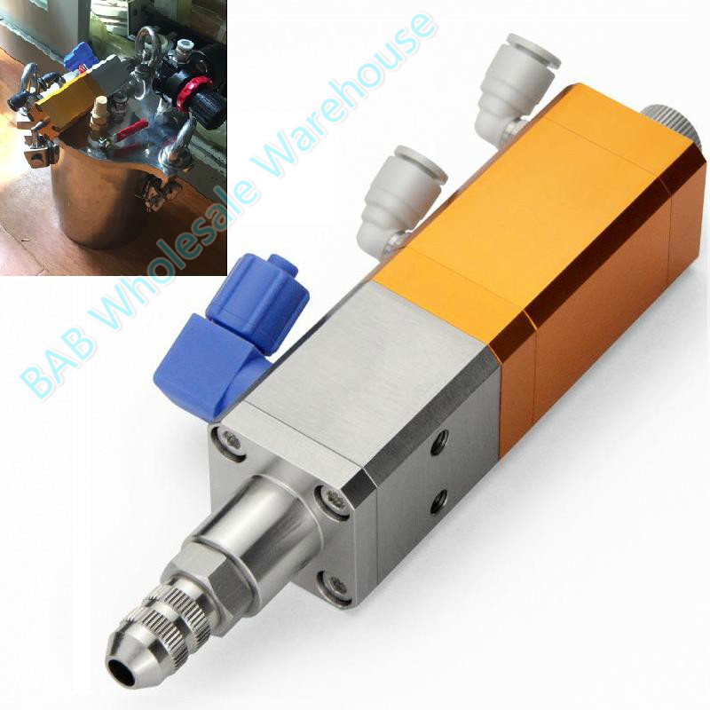 BAB-31 High Precision Adjustable Suction Liquid Glue Dispensing Valve обувь shoiberg