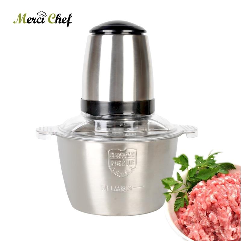 US $59.43 31% OFF|Kitchen Aid MIXER Food Machine Household Stainless Steel  Meat Grinder Baby Food Electric Meat Mincer Blender 220V AU/UK/EU Plug-in  ...