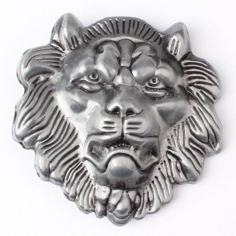 Leo Belt Buckle Animal Belt Head