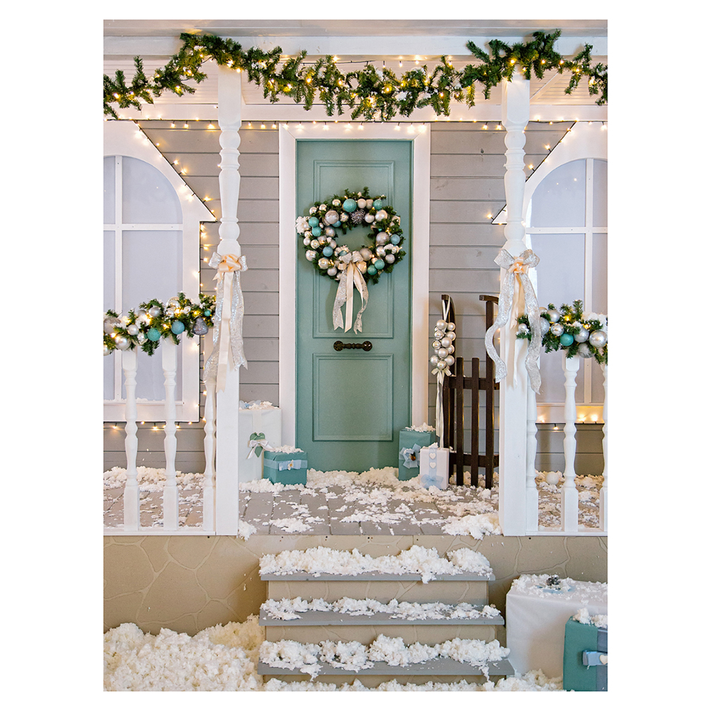 US $7.04 48% OFF|Christmas Backdrop Background Studio Party Holiday Mural  Wallpaper Decoration Prop for Photography Photo Shoot Videos-in Party ...