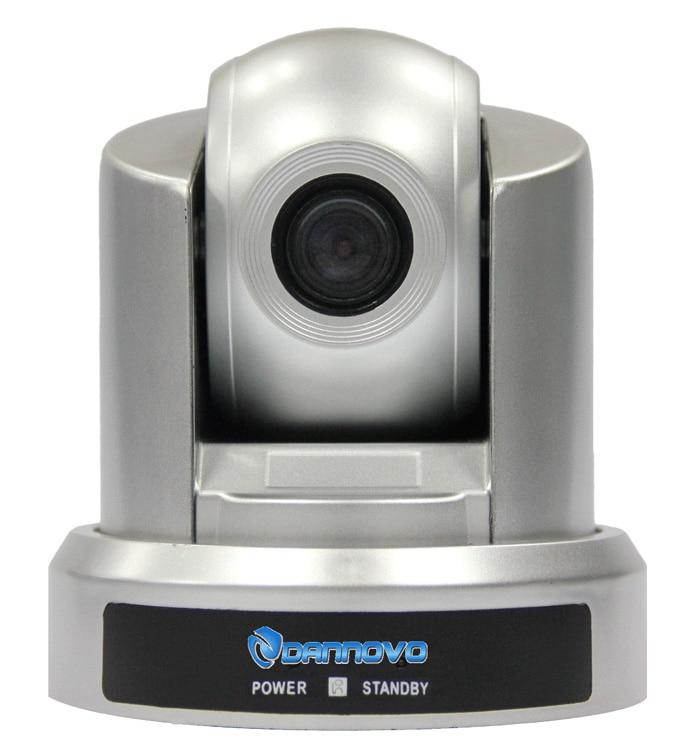 DANNOVO 1080p 1080i 720P HD Video Conferencing Room Kamera 10x Zoom - Elektronik kantor - Foto 2