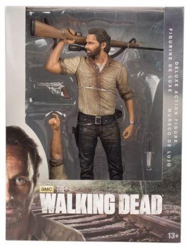 все цены на  10 Inch Macfarlane A Dead-alive Person Rick Sheriff Rick Action Figure Model  онлайн