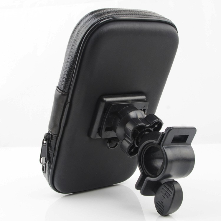 High-Quality-Bicycle-Motor-Bike-Motorcycle-Handle-Bar-Holder-Waterproof-Case-Bag-EVA-Foam-pad-5 (3)