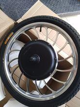 "Bldc 36v 48v 1000w front drive scooter hub motor wheel 20"""