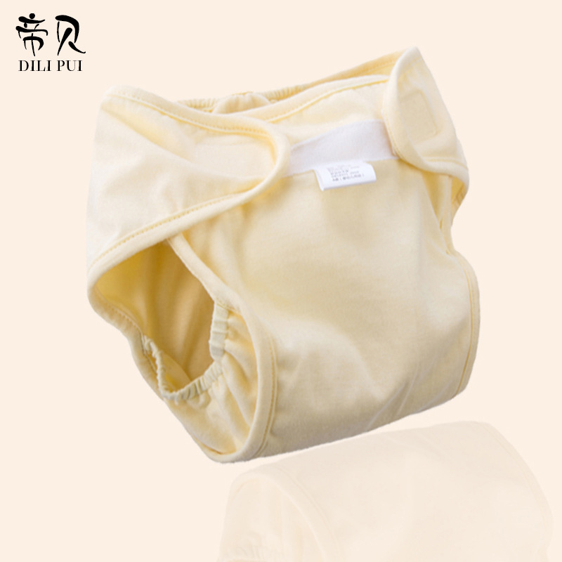 Baby Diapers Pants Washable Cotton Cloth Diaper Insert Retail 0-2 Years Old Boys Girls Reusable High-quality Wholesale 2016 New