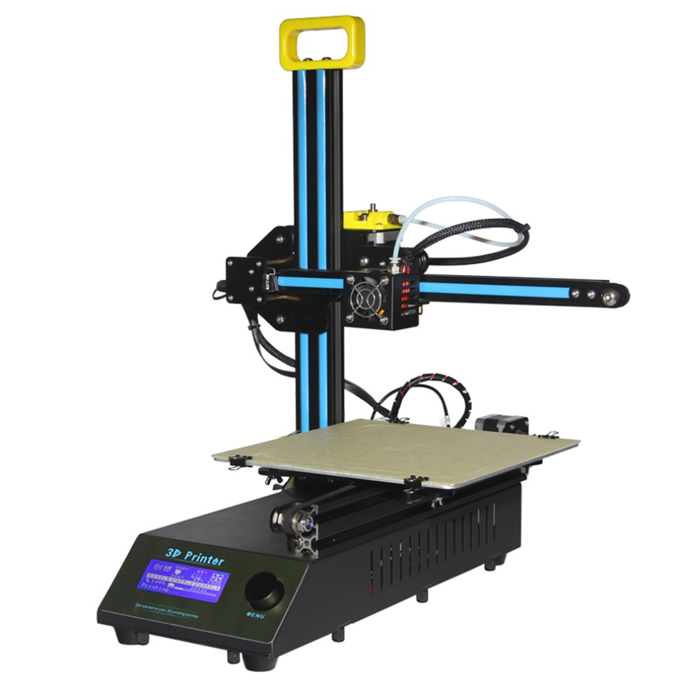 Ship DE High Quality High Precision Creality 3D Printer Engraving LCD Screen Display Low Noise