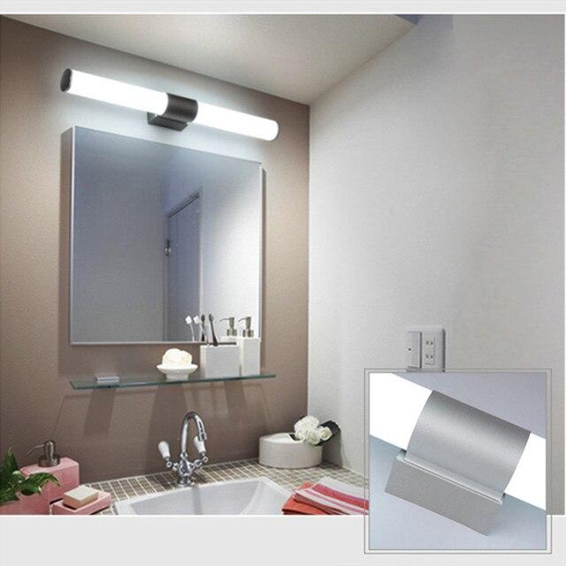 Modern Simple LED wall lamp vanity light Makeup Mirror Lights waterproof Indoor wall light Bathroom living room foyer 12W16W22W