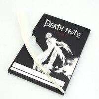 5 pack Schöne Mode Anime Thema Death Note Cosplay Notebook Neue Schule Große Schreiben Blatt 20,5 cm * 14,5 cm