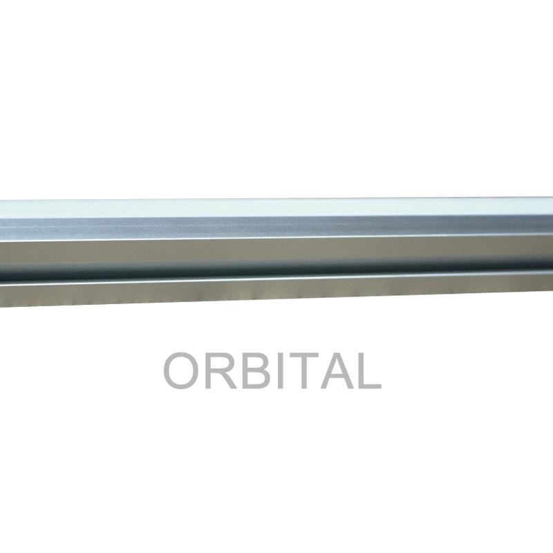 6 sztuk / paczka profil aluminiowy LED Bar Światła lampa wisząca 1 - Oświetlenie LED - Zdjęcie 2