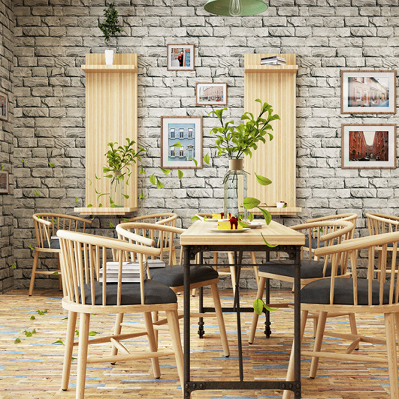 Vintage Brick Print 3D Wallpaper for walls 3d waterproof PVC wall paper papel de parede 3d para sala atacado papel pintado LY065 015 top fashion papel de parede para sala wall style elephant with collapsing design 3d wallpaper mural can be customized paper