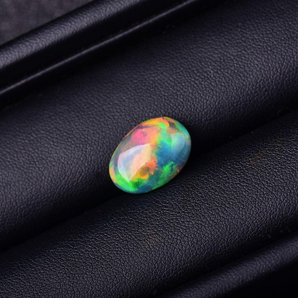7.3ct Opel gemme brillante de qualité parfaite 17mm * 12.7mm * 7.2mm - 6