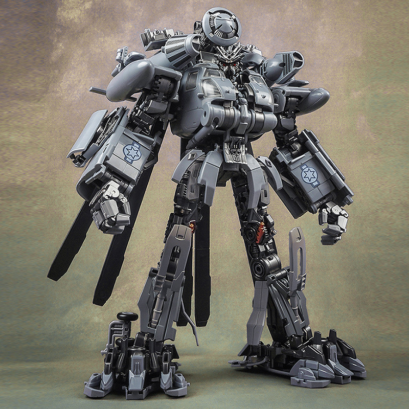Helicopter Model Action Figure 30CM Collections Deformation Robot SS08 M05 Boy Gifts WJ Transformation Toys