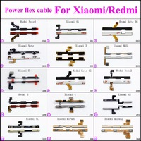 Volume Button Power Switch On Off Button Flex Cable For Xiaomi 4i Mi3 MAX Mi5 Note