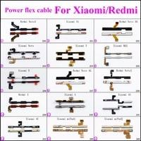 Volume Button Power Switch On Off Button Flex Cable For Xiaomi 4i Mi3 MAX Mi5 Note