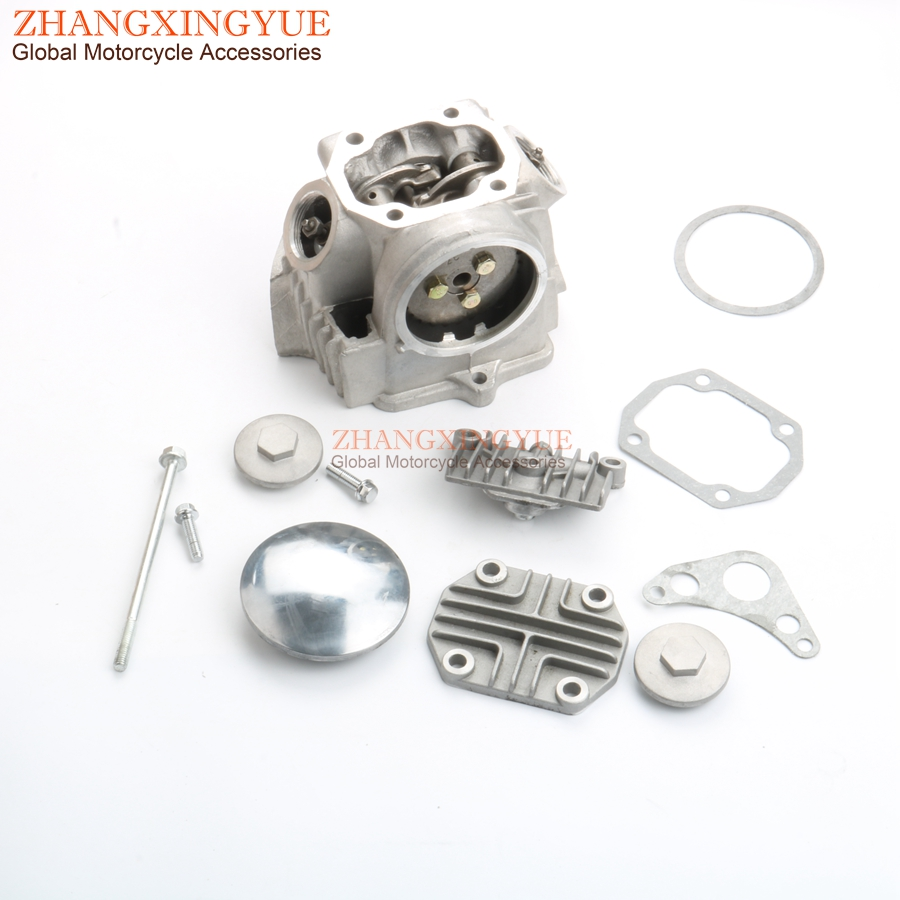 39mm Cylinder Head Kit & A7TC Spark Plug for HONDA Z50 CRF50 XR50 ZB 50 50cc 4T plastic kit fender for honda crf50 xr50 70 crf 50 xr 50 sdg ssr pro 50cc 110c 125cc dirt pit bike fit for kayo kr110