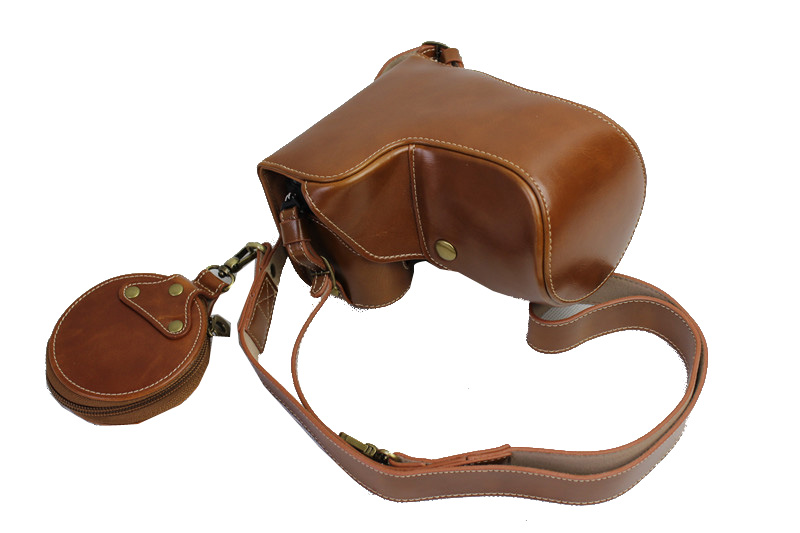 China leather camera case Suppliers