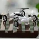 Heißer Verkauf X25 2,4G Quadcopter Land/Sky 2 in 1 UFO Drohne Hubschrauber Professionelle Drones Kinder Spielzeug für kinder - 2