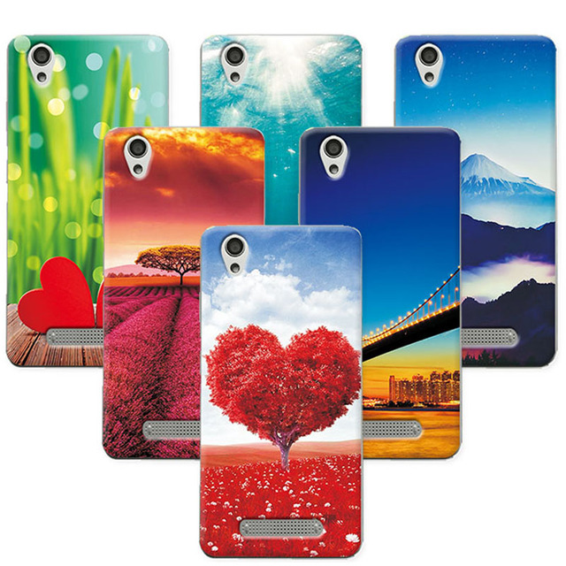 """Scenery Phone Cases For ZTE X3 Case Cover For ZTE Blade X3 D2 T620 5.0"""" Soft Tpu Silicone Back Cover For ZTE X3 Blade Funda Capa"""