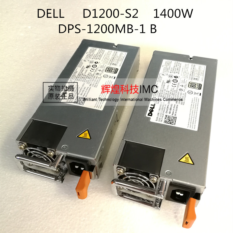 SUNON DELL 1400W D1200E-S2 DPS-1200MB-1 B 01CNYW 0FRVCP c6220 c6105 c6100 power supply rn0hh dps 1200mb 1 a d1200e s1 1400w well tetsed working