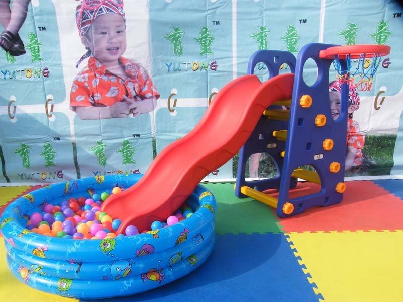 Novelty Indoor Playground Toy Plastic Slides Outdoor