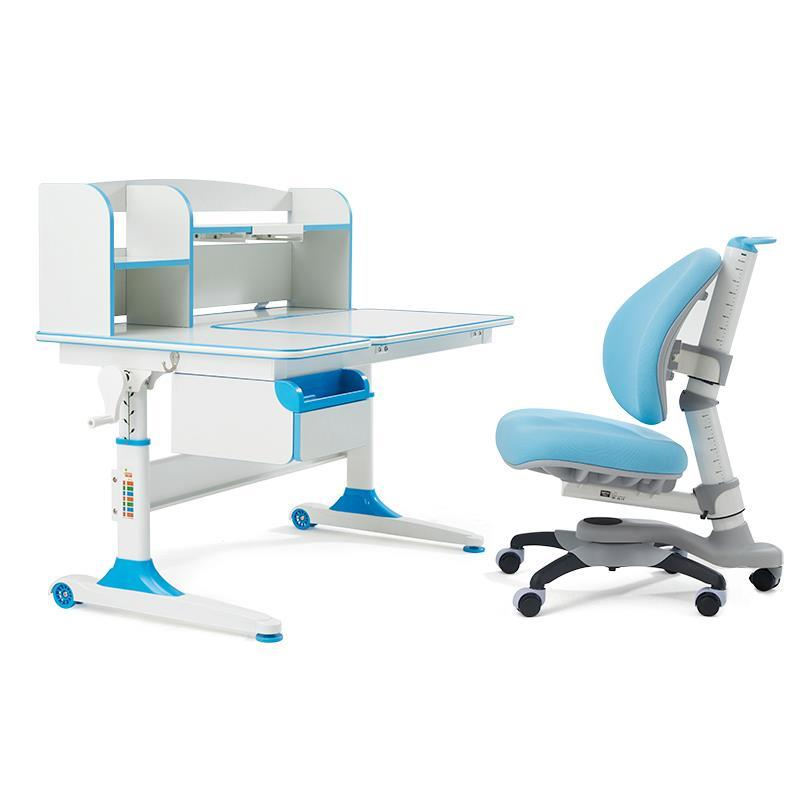 Study lift table and chair set student children desk student lift swivel chair the boss chair the study desk and chair anchor live seats