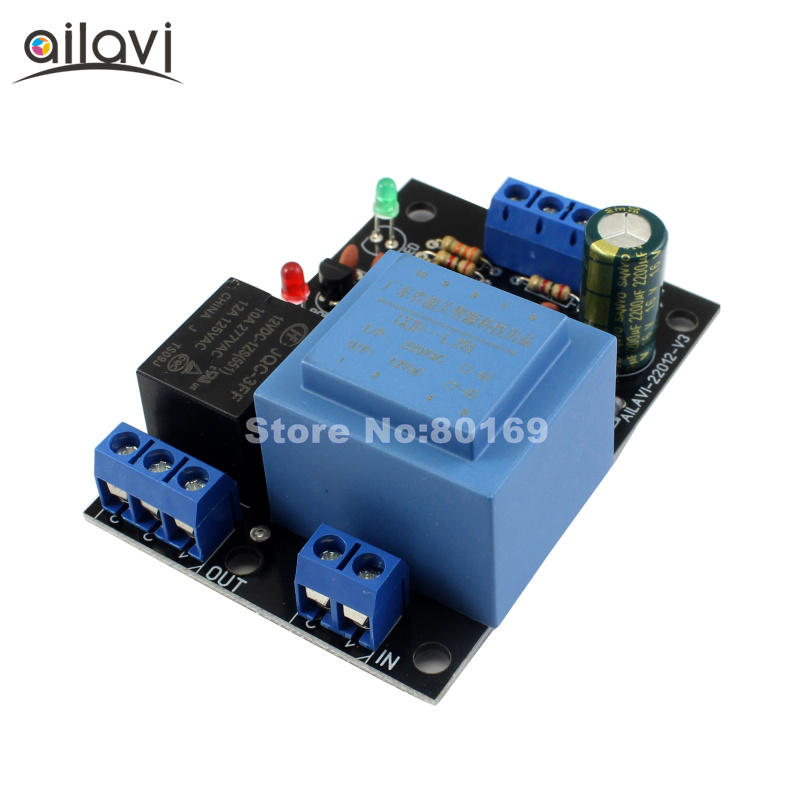 AC 220V 1000W Water Liquid Level Controller Switch Tower Pool Auto Pumping Draining Protection Control Board bradex draining rack