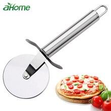 Режущие диски из нержавеющей стали для пиццы, нож для пиццы, ножи для тортов, хлеба, Пирогов, круглый нож, резак, инструмент для пиццы