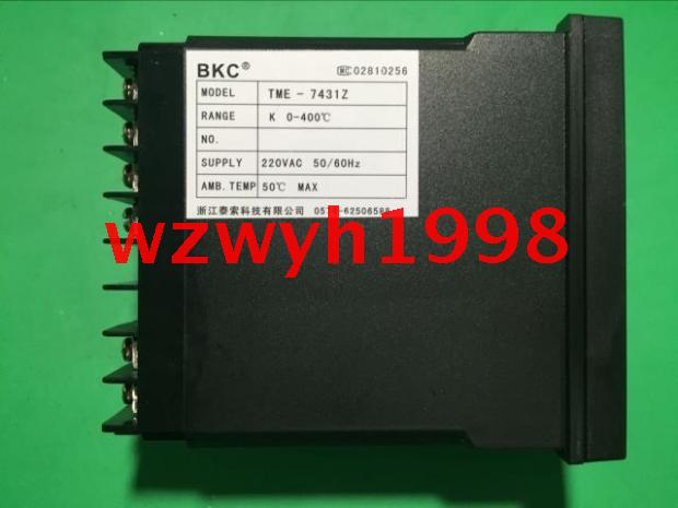 BKC TME intelligent table TME-7431Z intelligent temperature controller TME7431Z  цены