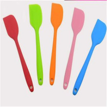 Kitchen Silicone Cream Butter Cake Spatula Baking Scraper Cake Baking Tool Food Grade Non Stick Spatula Kitchenware New Arrive