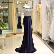 aa42a8061e7a0 High Quality Velvet Mermaid Dress Evening Promotion-Shop for High ...
