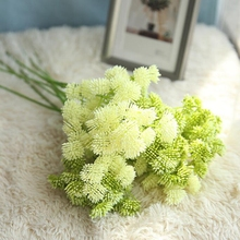10 Stems 50cm Dandelion Artificial Flowers Silk Flower for Wedding and Party Decoration