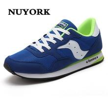 NUYORK ventes Chaudes de la Hommes chaussures sur mesure de la nouvelle marque mâle chaussures hommes non-en cuir de mode casual superstar chaussures
