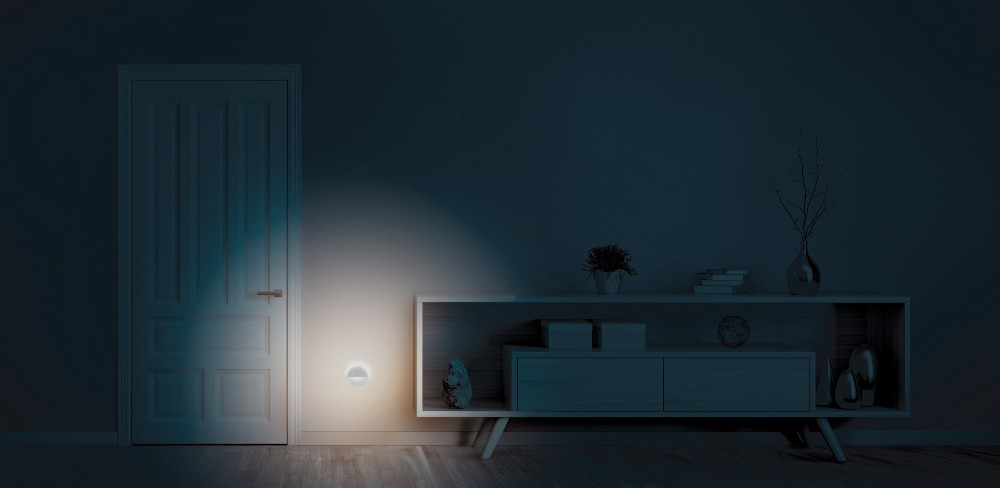 5Xiaomi Mijia Philips Bluetooth Night Light LED Induction Corridor Night Lamp Infrared Remote Control Body Sensor For Mi home APP