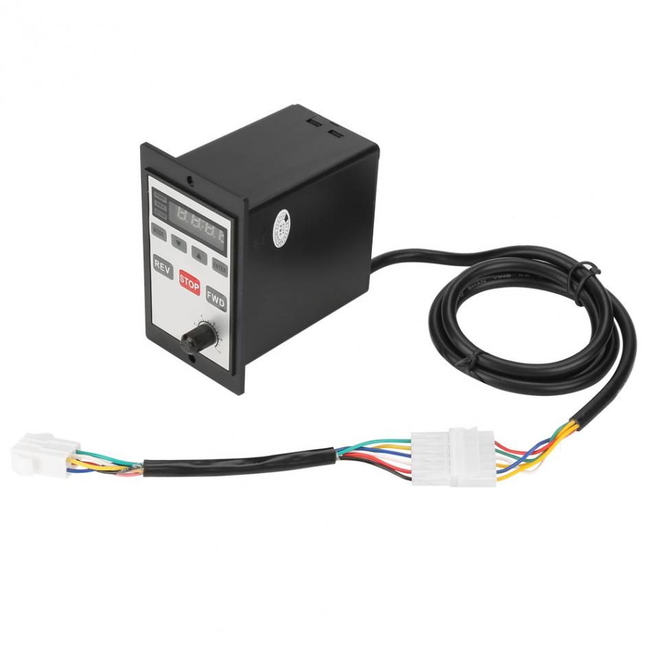 small resolution of motor speed controller ac 220v 6 200w digital speed controller motor speed control unit 0 100 hot top quality new
