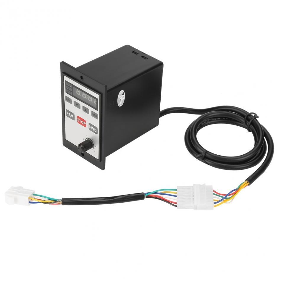 medium resolution of motor speed controller ac 220v 6 200w digital speed controller motor speed control unit 0 100 hot top quality new