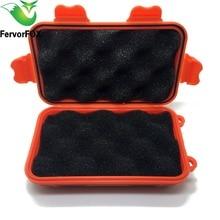 Portable Waterproof Shockproof Outdoor Airtight Storage Case Survival Tool Conta