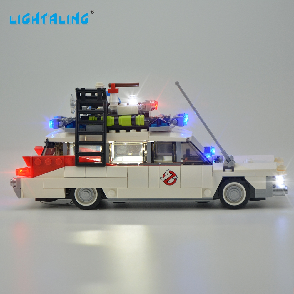 LED Light Kit Ghostbusters Ecto-1 Compatible 21108