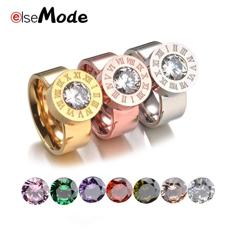 ELSEMODE 6 unids/pack de alta calidad 16 colores AAAAA cuentas de circón cúbico redondo Pedra de Zirconia DIY cuentas para accesorios de joyería