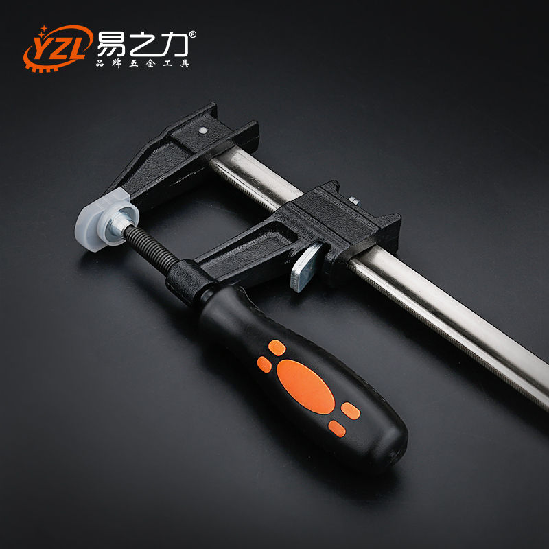 Neue 6 Zoll Schnell Ratsche Release Geschwindigkeit Squeeze Holz Arbeits Arbeit Bar Clamp Clip Kit Hand Werkzeug