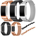 Genuine Stainless Steel Bracelet Smart Watch Band Strap For Fitbit Charge 2 NOV25