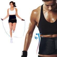 New body shaper belt Abdominal Shaper Binder Waist Trimmer Belt  Exercise Wrap Belt for back warmer fitness belt for men women