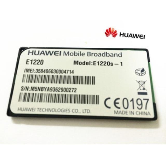 E1220S-1 HUA WEI DataCard Internal Antenna WIFI for 3G win8 tablet PAD UltraStick HSUPA/HSDPA/WCDMA 100%New&Original free ship